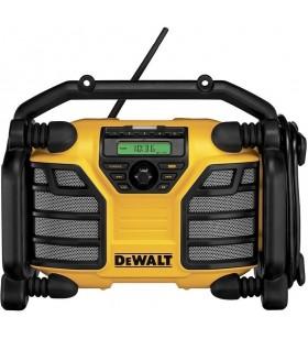 Radio de chantier Dewalt...